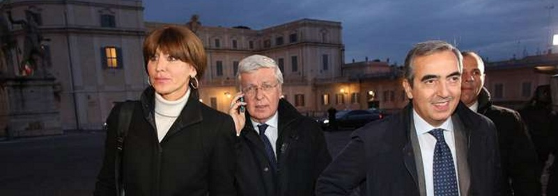 Napolitano: «Finite le large intese per Letta…