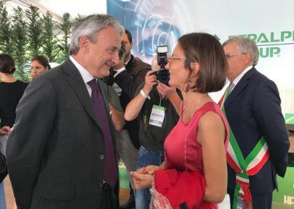 LA FERALPI COMPIE 50 ANNI, ORGOGLIO TUTTO ITALIANO
