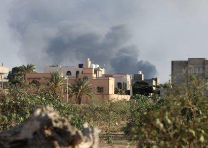 LIBIA, L'ITALIA SI FACCIA PROMOTRICE DI UN'INIZIATIVA DI PACE