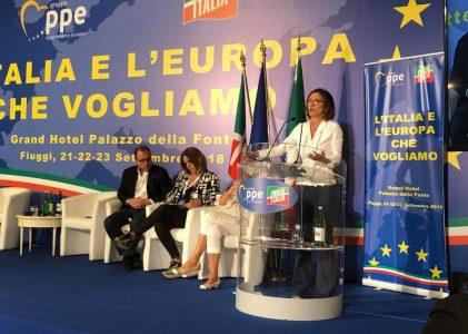FIUGGI 2018, L'ITALIA E L'EUROPA CHE VOGLIAMO