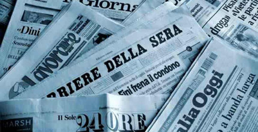 Rassegna Stampa - Mariastella Gelmini