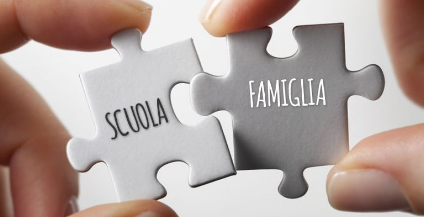 scuola e famiglia